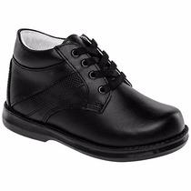 Zapatos T/botines Dogi Piel 5999 Negro Pv