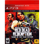 Red Dead Redemption Playstation 3 Ps3 Edicion Juego Del Año