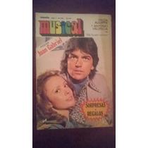 Hilda Aguirre Y Antonio Valencia En Fotonovela Musical