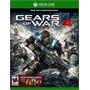 Gears Of War 4 Incluye 4 Juegos Xbox One Nuevo Citygame Ei