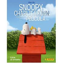 Album Completo Snoopy & Charlie Brown Panini