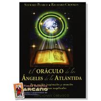 El Oraculo De Los Angeles De La Atlantida -44 Cartas Y Libro