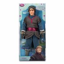 Muñeca Elsa Frozen Kristoff Disney Store Importado Original