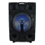 Daewoo Bafles Amplificados 8 Pulgadas Bluetooth Dw-8020 /e
