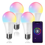 Foco Led Inteligente Wifi, Google Home, Alexa/ Android