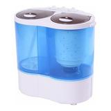 Mini Lavadora Portatil 3.5 Kg Con Cetrifugadora