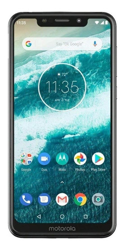 Motorola One 64 Gb Blanco 4 Gb Ram