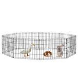 Corral Para Animales Perros Puercos Pato 30 Pulg Alto