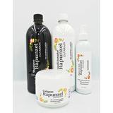 Kit Shampoo+acond+colageno+puntas De Seda Rapunzel Zatarain