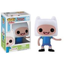 Funko Pop Vinyl Finn Adventure Time Hora De Aventura Nuevo