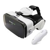 Gafas Lentes De Realidad Virtual 3d Version Z4 Con Audifonos
