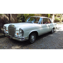 Mercedes Benz 220 Seb Coupe 1965