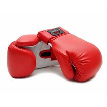Guante Boxeo Asiana Equipo Entrenamiento Mas Seguro Rojo Xxl
