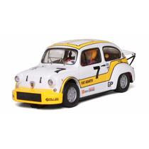 Scalextric Scx 1/32 Fiat Abarth 1000 Berlina Corsa Slot Car