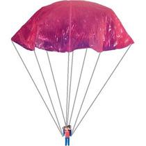 Paracaídas Toy - Kit Paracaidista Niños Bricolaje Decorar