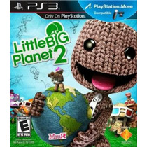 Little Big Planet 2 Incluye Online ¡oferta! Aquí En Gamerzon