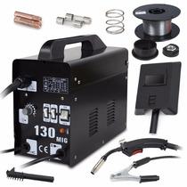 Maquina P/ Soldar Mig130 110v Mascara Y Accesorio Gratis