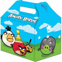 Mantel Servilletas Todo Fiesta Angry Birds