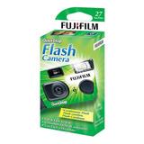 Fujifilm Cámara Desechable Fuji Quicksnap 400 Flash 27 Fotos