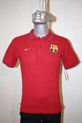 Camisa Polo Nike Barcelona Heritage Edición Especial 198a5e965e5f3