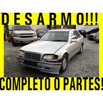 Completo O Partes Desarmo Mercedes C230 Kompressor Refaccion
