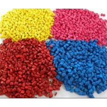 Caucho Granulado De Colores Hule Triturado