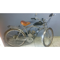 Bicimoto Clasica, Bicicleta Con Motor De 80cc