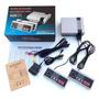 Mini Consola Tipo Nes 500 Juegos Retro Envío Gratis