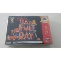 N64 - Conkers Bad Fur Day