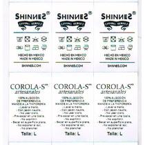 Etiquetas Con Instrucciones De Lavado Personalizadas
