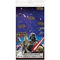 Star Wars Mantel Plástico