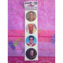Set De Stickers De Elvis Presley
