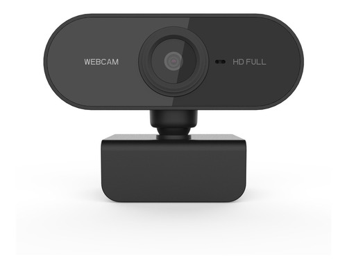 Cámara Web Full Hd 1080p Usb Con Micrófono Mini Webcam