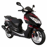 Moto Italika Xs 150 Negro / Plata