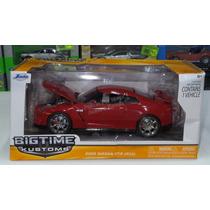 1:24 Nissan Gt-r R35 2009 Rojo Jada C Caja *