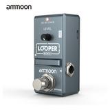 Pedal De Efectos D/guitarra Eléctrica Ammoon Ap-09 Nano Loop