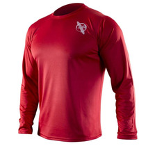 Camiseta Hayabusa Mma Kunren Training Shirt Red Talla S