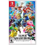 Super Smash Bros. Ultimate - Nintendo Switch - Sellado