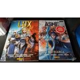 Comics League Legends Colección Completa