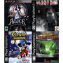 Alice Madness Ret + Silent Hill + Klonoa + C&c Red Alert Ps3
