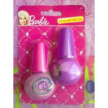 Barbie Set De Plumas En Forma De Pinta Unas