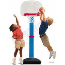 Canasta De Basketball Little Tikes Easy Score P/ Niños
