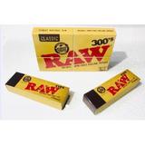 Pack Raw 300 + 2 Carteras De Filtros Raw Tips, Promoción Lia