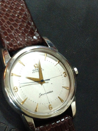 Omega Vintage En Guadalupe Bumper Reloj Seamaster Venta Automatic Yf6by7g