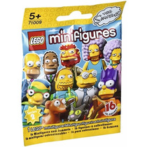 Lego 71009 Minifiguras The Simpsons Vendedor De Historietas