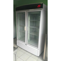 Refrigerador Comercial Dos Puertas Marca Metalfrio