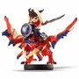 Amiibo Monster Hunter (one-eyed Rathalos & Rider Boy) Japon