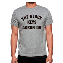 Playera The Black Keys Rock Bandas Checa Mas Promociones