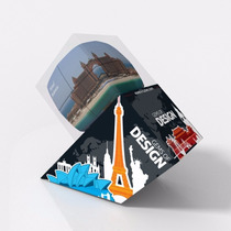 Cubo Rubik 3x3 V-cube Dubai Gems Of Design