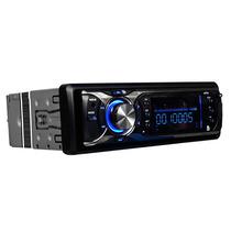 Autoestereo Digital Potencia 800w Radio Entradas Sd Usb Aux.